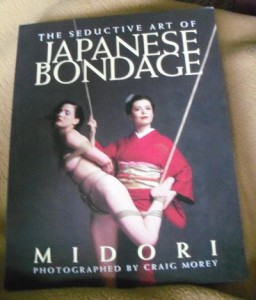 The Seductive Art of Japanese Bondage Book