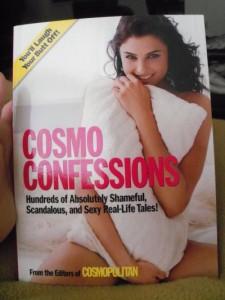 Cosmo Confessions Book