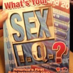 Sex IQ DVD Game