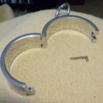 Chrome Slave Bracelets