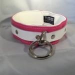 Pink Candy Jaguar Collar