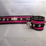 Pink Wrist Bondage Restraints