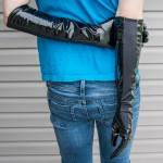 Black Level PVC Gloves